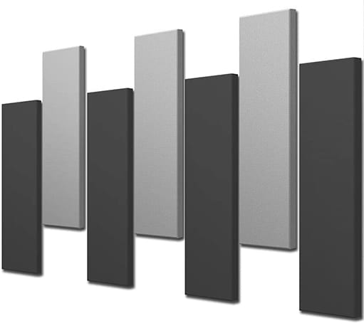 absorbers diffusers